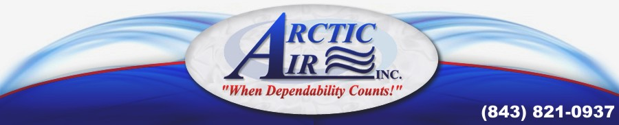 Air Conditioning, Heating, Plumbing and Commercial Refrigeration, Arctic Air Inc, Charleston SC