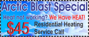 $45 Service Call Special for Charleston SC