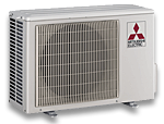 mitsubishi mini split heat pump