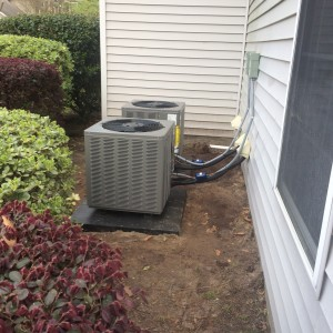 North Charleston AC replacement