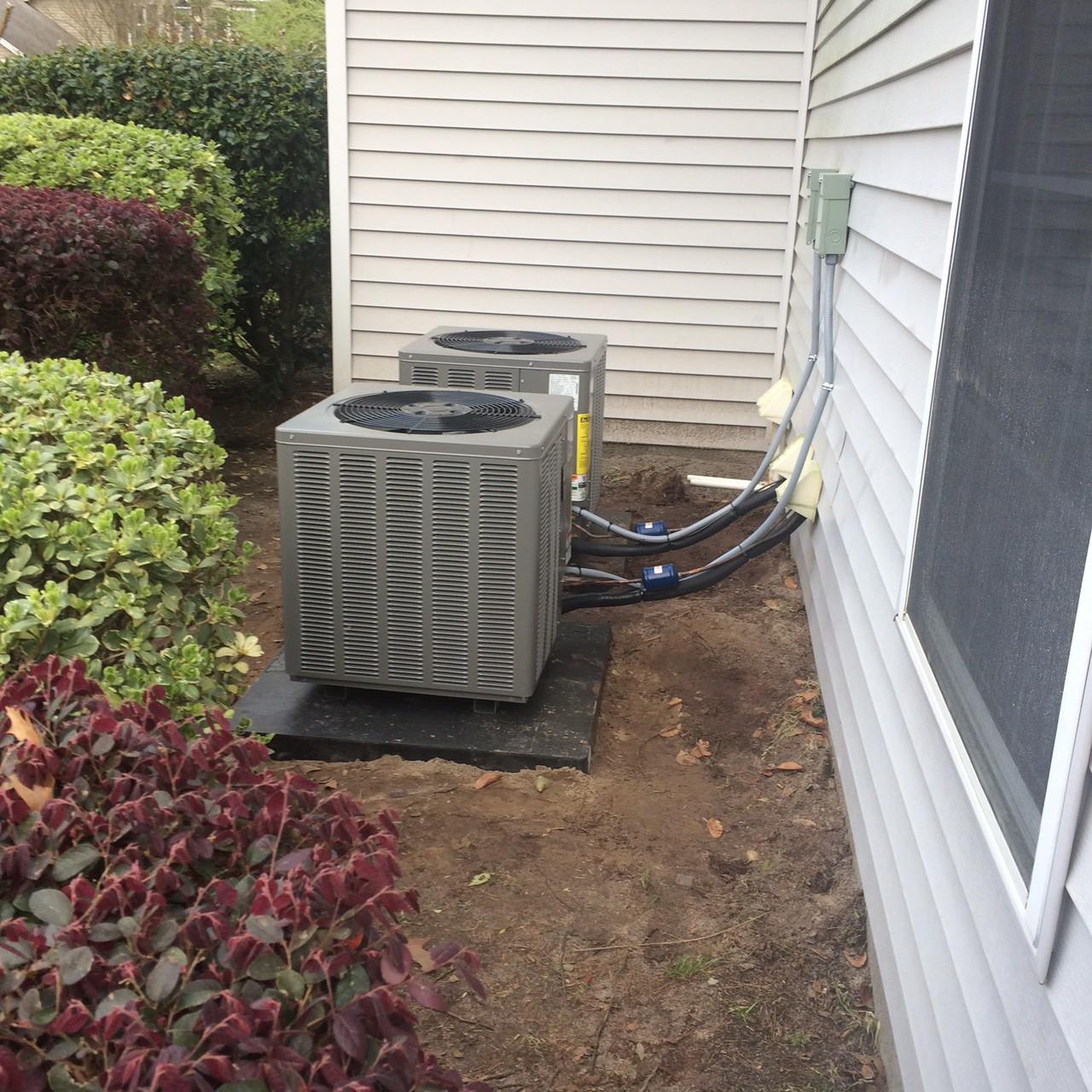 North Charleston AC replacement